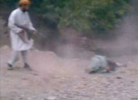 Taliban shooting