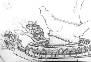 Tree Palace - third tier (concept 1)