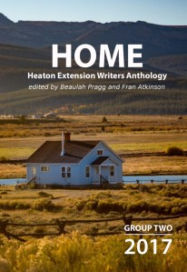 Home: 2017 Anthology Book Cover